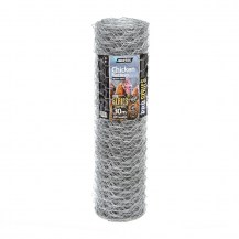 10469 - pro series hd chicken netting 90x5x1.4 30m