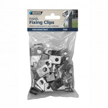 12391 - panel fixing clips 50pk