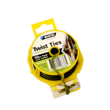 18738 - twist tie heavy duty 50m with cutter